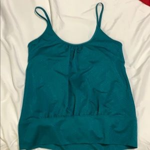 Free people work out tank.